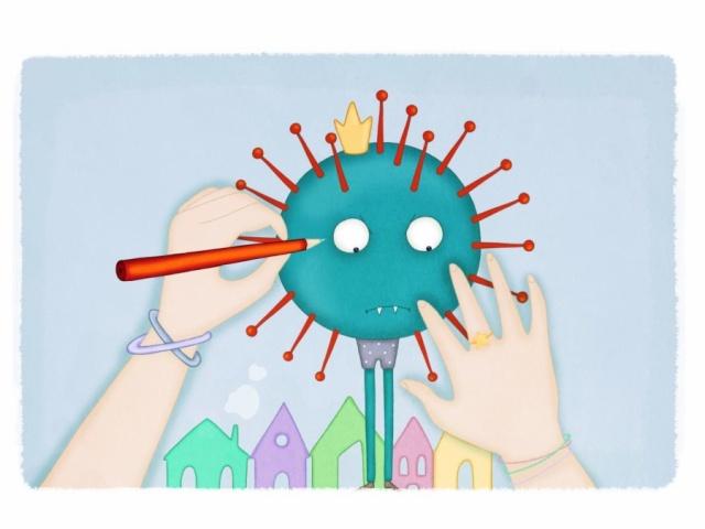 Storia di un Coronavirus: per raccontare ai bambini cosa sta succedendo